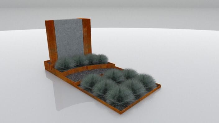 Grafsteen Heetveld