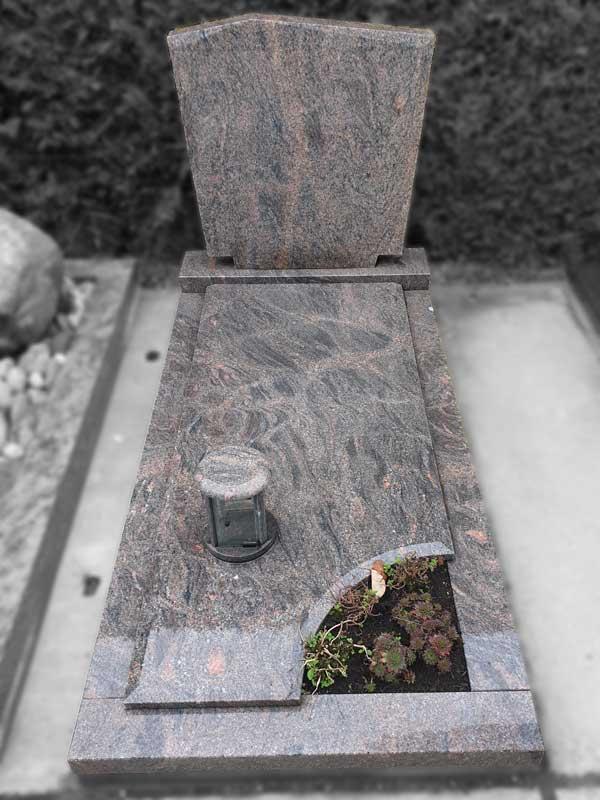 Aanbieding grafmonument Himalaya