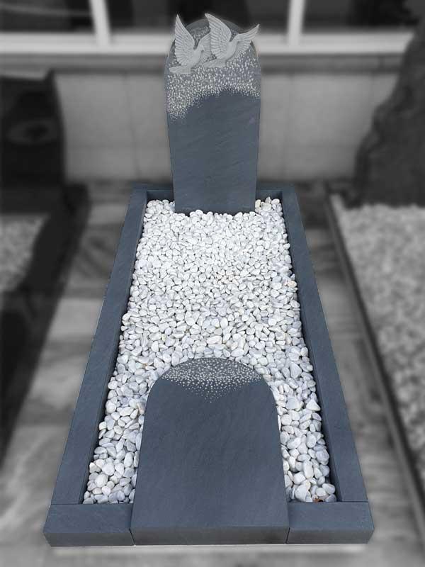 Grafsteen Bikbergen