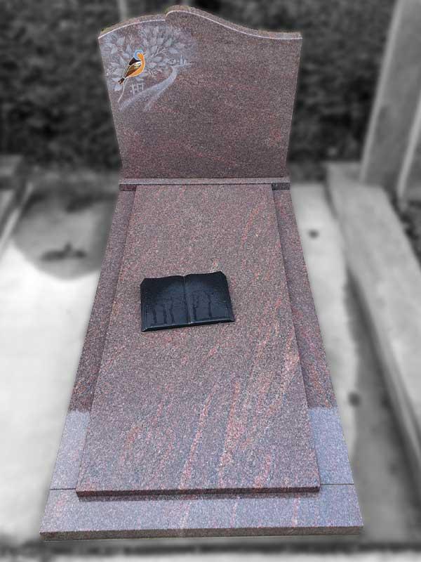 Grafsteen Grafhorst