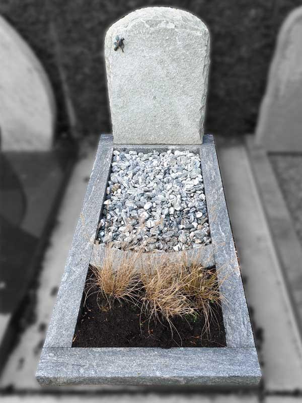 Grafsteen Hierden
