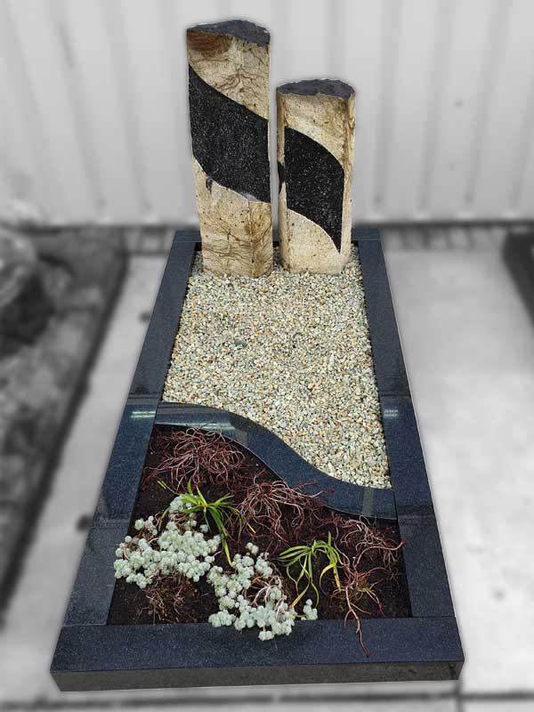 Grafsteen Koekange