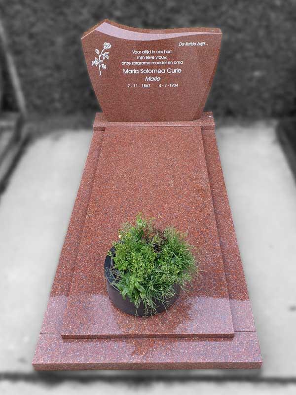 Grafsteen Nunspeet