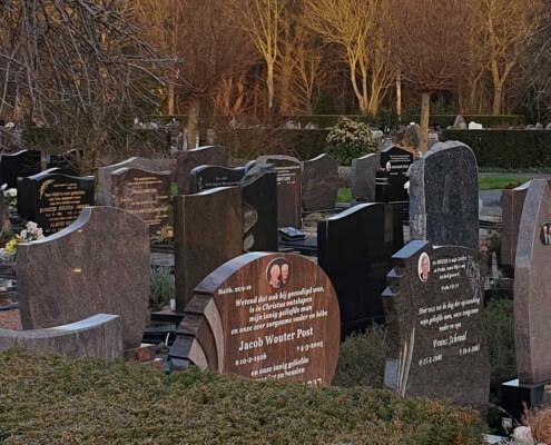 Begraafplaats de Vormt op Urk