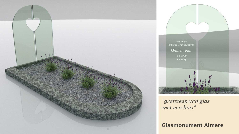 Glasmonument Almere