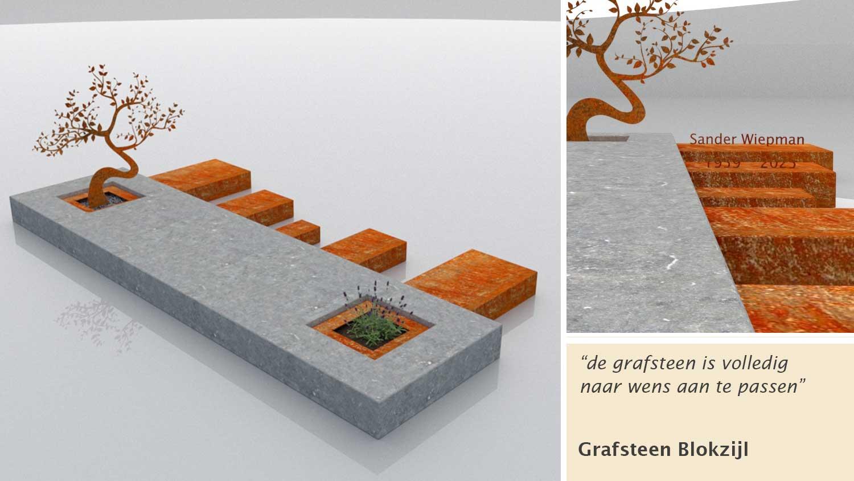Grafsteen Blokzijl