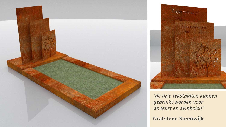 Grafsteen Steenwijk