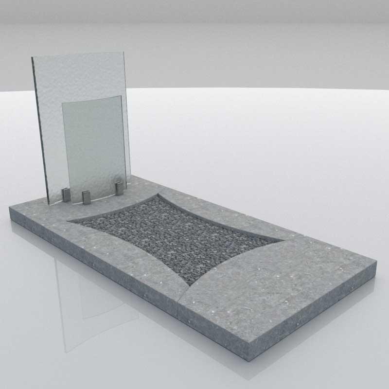Glasmonument Zeewolde