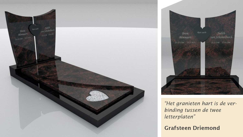Grafsteen Driemond