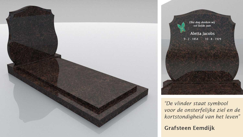 Grafsteen Eemdijk