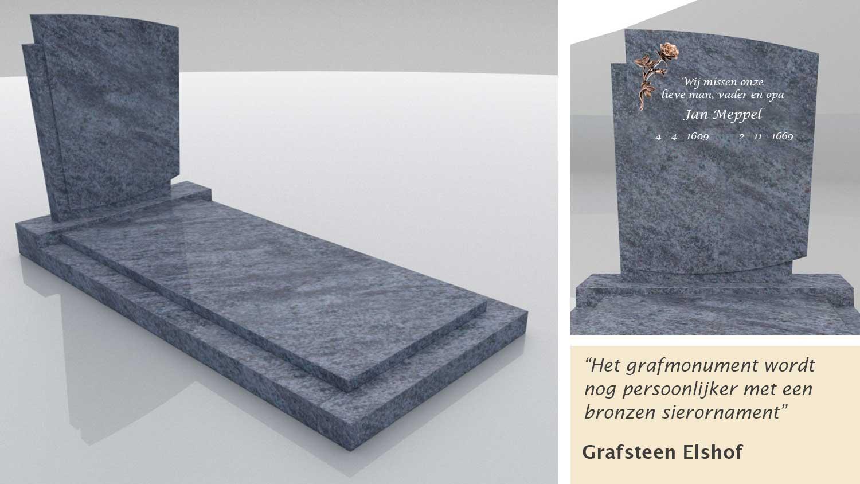 Grafsteen Elshof