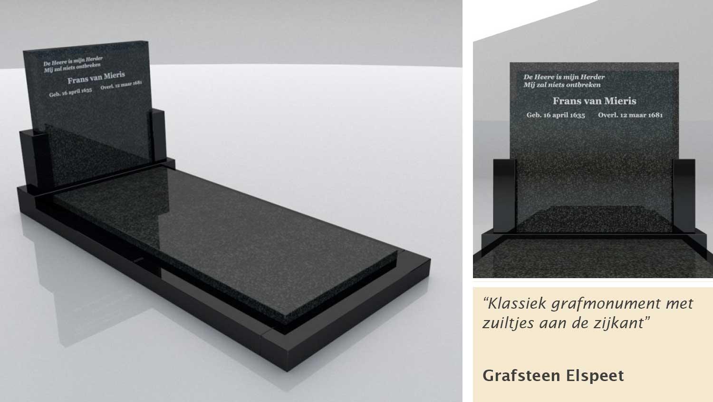 Grafsteen Elspeet