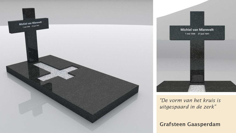 Grafsteen Gaasperdam