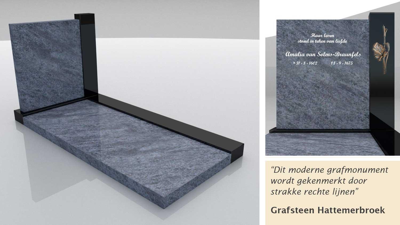 Grafsteen Hattemerbroek