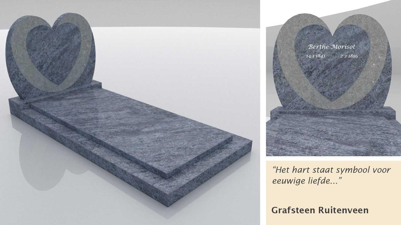 Grafsteen Ruitenveen