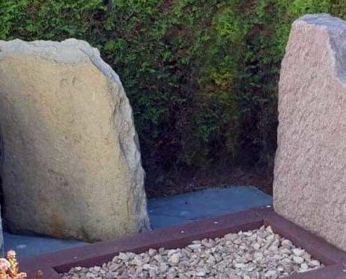 Zwerfkeien en rotsen