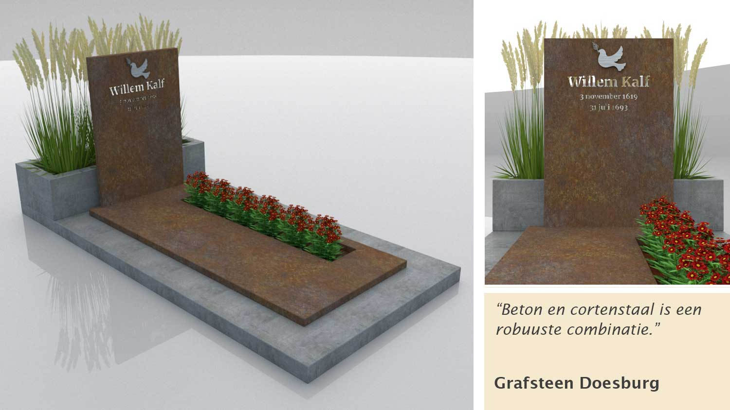 Grafmonument Doesburg