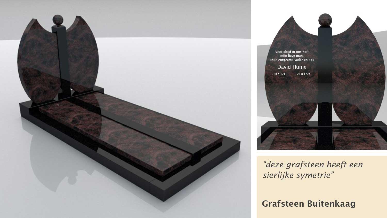 Grafsteen Buitenkaag