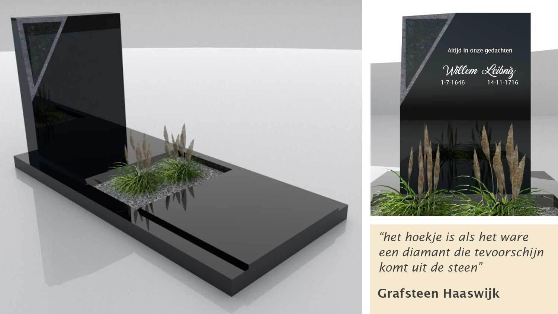 Grafsteen Haaswijk