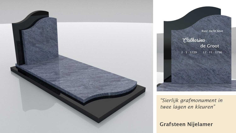 Grafsteen Nijelamer