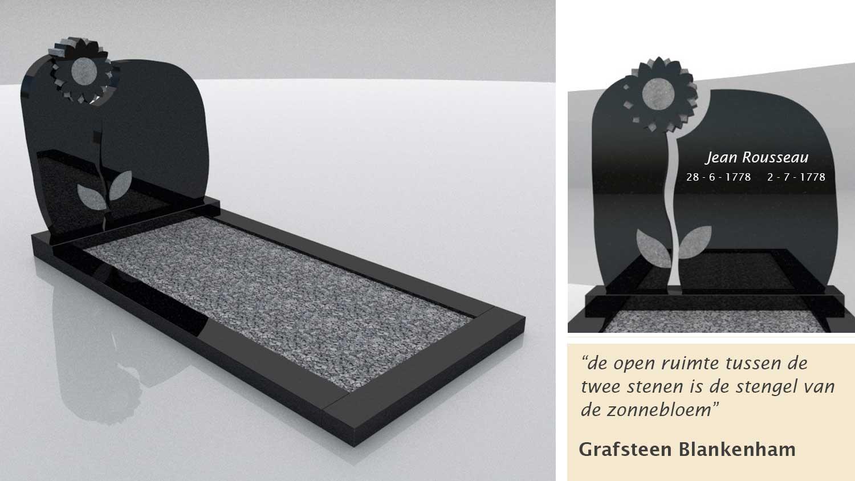 Grafsteen Blankenham