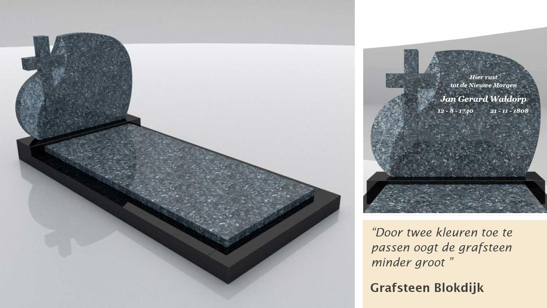 Grafsteen Blokdijk