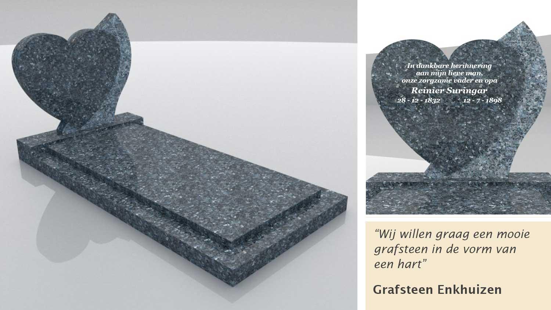 Grafsteen Enkhuizen