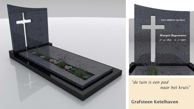 Grafsteen Ketelhaven