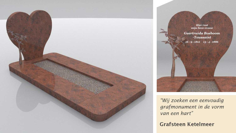 Grafsteen Ketelmeer