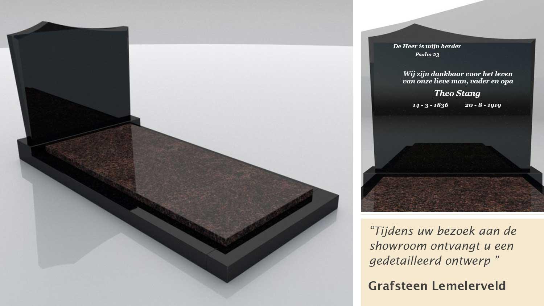 Grafsteen Lemelerveld