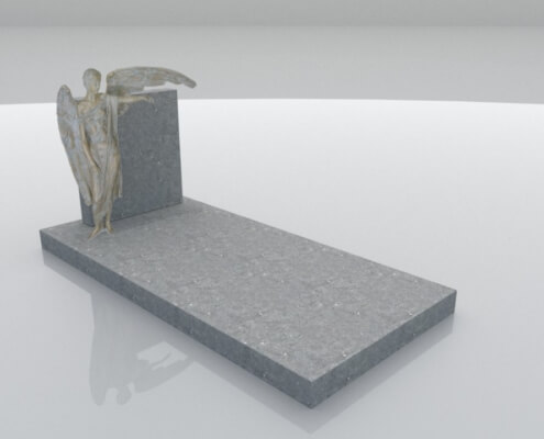 Grafsteen Mariaheide