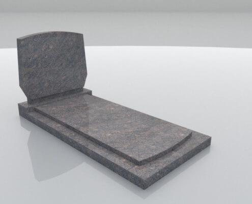 Grafsteen Oosterdijk
