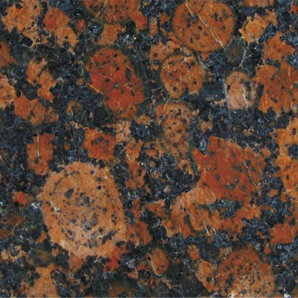 Baltic Brown graniet