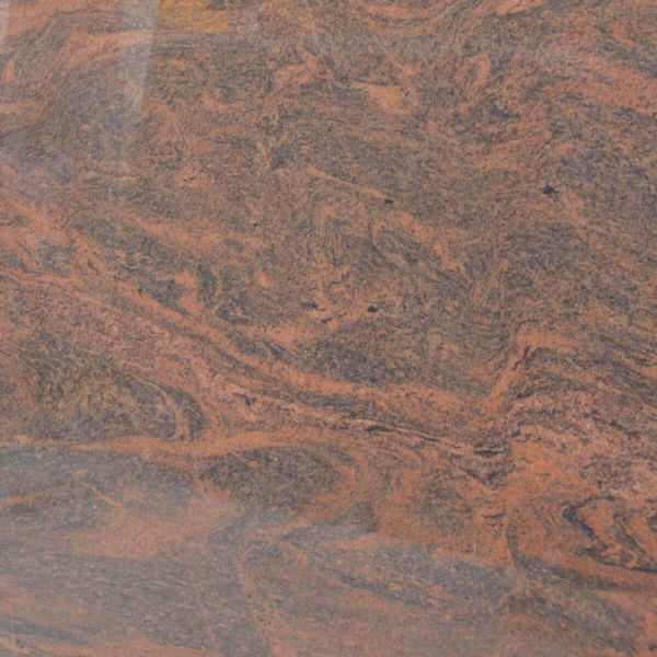 Multicolor Rood graniet