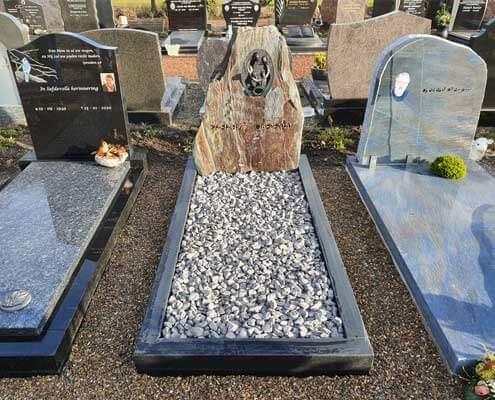Onderscheidend in grafmonumenten
